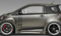 Toyota IQ (Smart Car). When a small IQ is a good thing