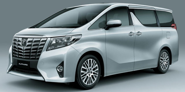 Toyota Alphard & Vellfire | The mothership has landed