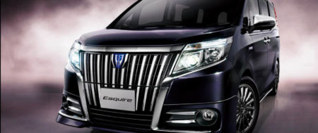 Forbidden Fruit: Toyota Esquire Hybrid Luxury Minivan Now available to Import